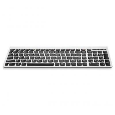 Lenovo toetsenbord: Wireless keyboard SK8861, silver - Zilver