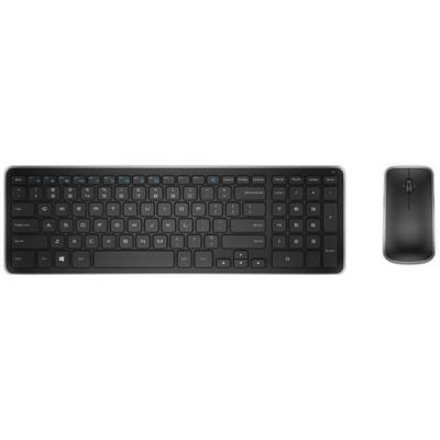 Dell toetsenbord: KM714 - Zwart, AZERTY
