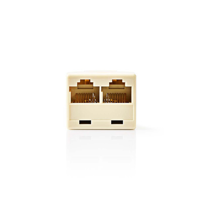 Nedis TCGP90991IY Kabel splitter of combiner - Ivoor