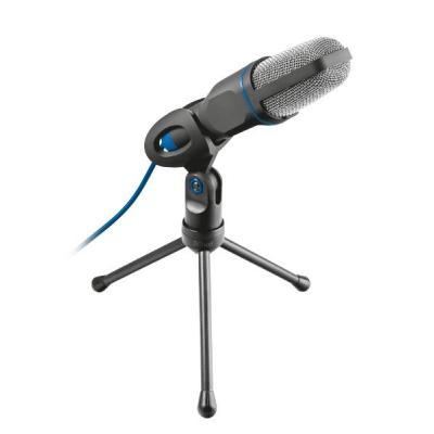 Trust microfoon: Mico - Zwart