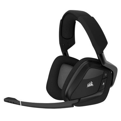 Corsair VOID PRO RGB Wireless Premium Headset - Koolstof