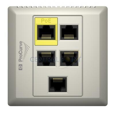 Hp WiFi access point: ProCurve MSM317 WW Access Device ProCurve MSM317 WW Access apparaat