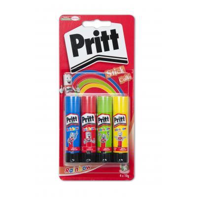 Pritt lijm: Kleurenstiften - Multi kleuren