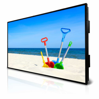 "DynaScan 55"", 1920 x 1080 px, 5500 cd/m², 9ms, 178/178°, HDMI, 275W, VESA Public display - Zwart"