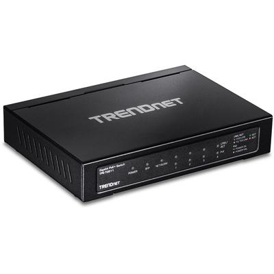Trendnet TPE-TG611 Switch - Zwart