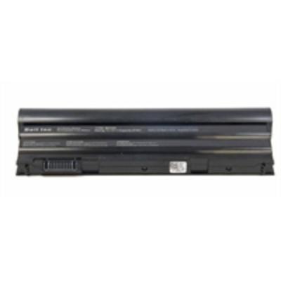 DELL 9-cell Battery Notebook reserve-onderdeel - Zwart