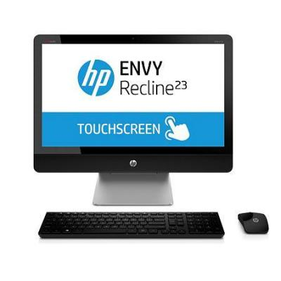 Hp all-in-one pc: ENVY Recline 23-k121 TouchSmart - Zilver (Refurbished LG)
