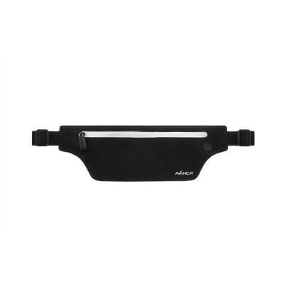 Avanca Sports Belt White portemonnee - Zwart, Wit