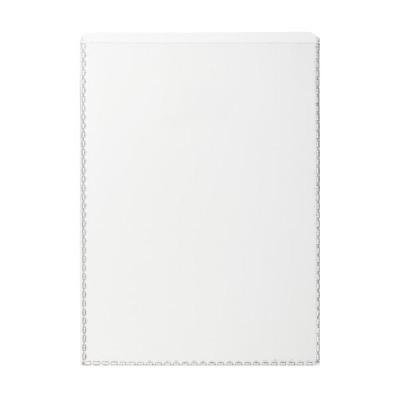 Durable CARD HOLDER A7, transparent Showtas - Transparant