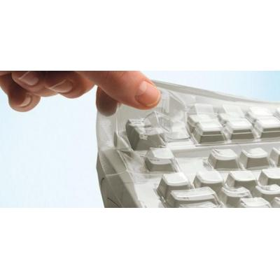 Cherry toetsenbord accessoire: Flexible protective film for keyboards
