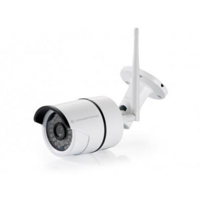 Conceptronic Wireless Cloud IP Camera, Outdoor, 1080P beveiligingscamera - Wit