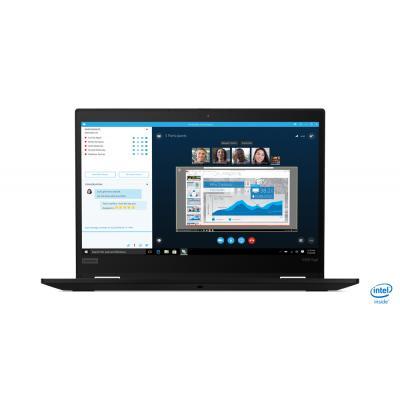 """Lenovo ThinkPad X390 Yoga 13,3"""" i7 16GB RAM 512GB SSD Laptop - Zwart"""