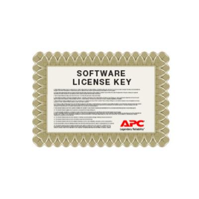 APC NBSV1000 softwarelicenties & -upgrades