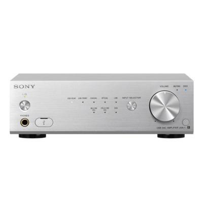 Sony audio versterker: UDA-1 - Zilver