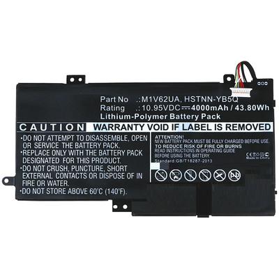 CoreParts MBXHP-BA0121 Notebook reserve-onderdeel - Zwart