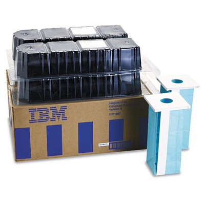 IBM 57P1887 Extra High-Yield Version 3, 100000 Page-Yield, 4/Pack, Black Toner - Zwart