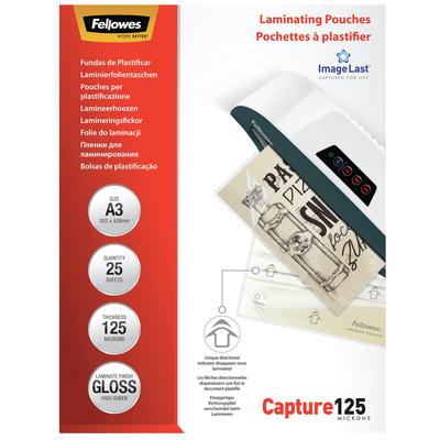 Fellowes ImageLast, A3 Laminatorhoes - Transparant