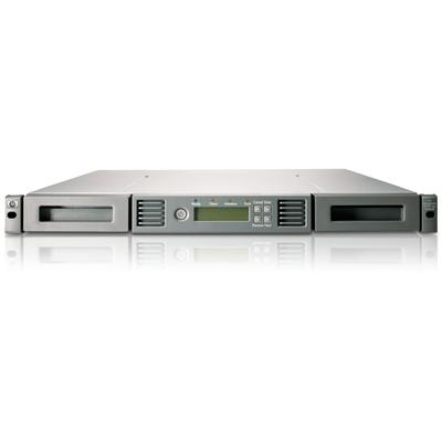 Hewlett Packard Enterprise StoreEver 1/8 G2 LTO-5 Ultrium 3000 Fibre Channel Tape Autoloader .....