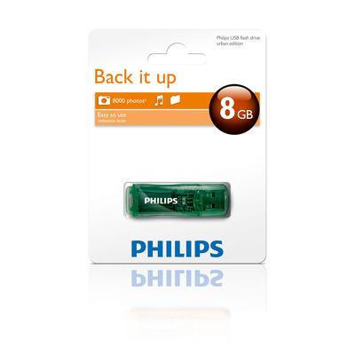 Philips FM08FD35B/00 USB-sticks