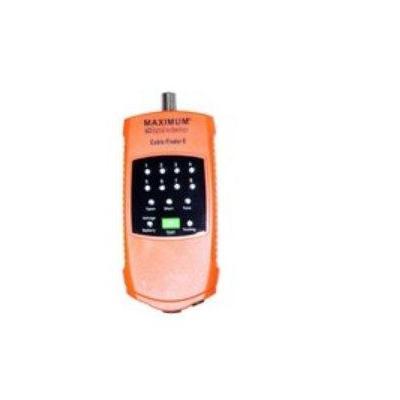 Maximum : Cable Finder 8 - Zwart, Oranje