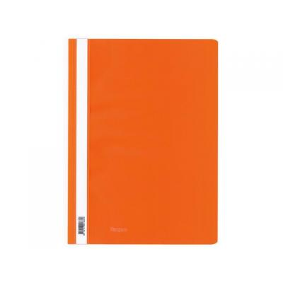 Kangaro filling pocket: snelhechtermap A4 PP oranje