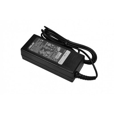 ASUS AC Adapter 65W 19VDC Excluding Power Cord Netvoeding - Zwart