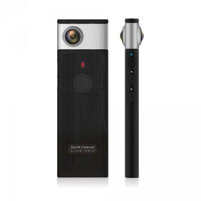 Easypix actiesport camera: 2048 x 1024, 30fps, 1300mAh, Wi-Fi b/g/n, Micro-USB