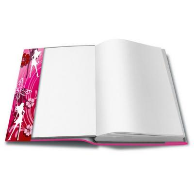 Herma tijdschrift/boek kaft: 23300 - Roze