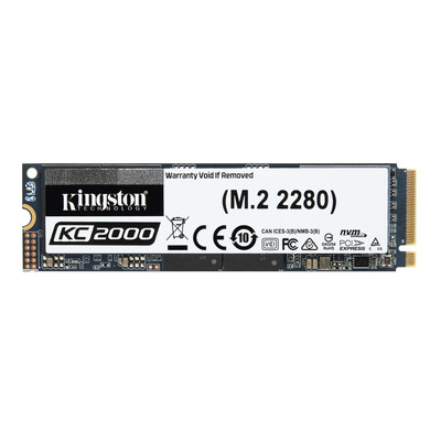 Kingston Technology KC2000 SSD