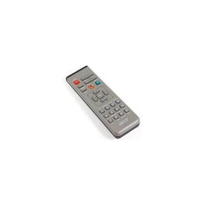 Acer afstandsbediening: VZ.J5300.002. Type d'entrée: press buttons - Grijs