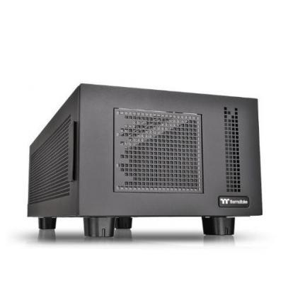 Thermaltake behuizing: Core P100 - Zwart