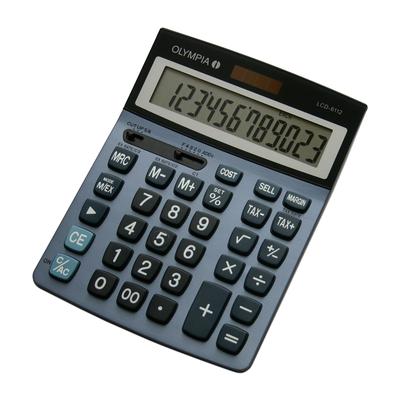 Olympia LCD 6112 Calculator