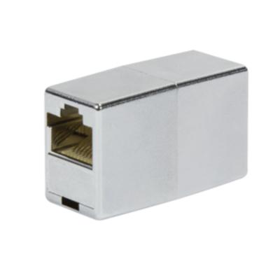LogiLink NP0029 - Cat5E Modular Coupling 8P8C 1:1 Kabel adapter - Grijs