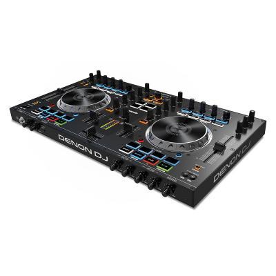 Denon DJ controller: USB 2.0, Sampling Rate: 44.1, 48 kHz (0 channels in, 4 channels out), Bit Depth: 24 bit, 20 Hz – .....