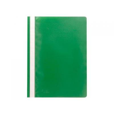 Staples ringband: Hechtmap SPLS A4 groen/pk 10