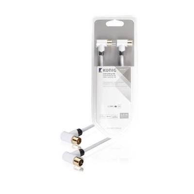 König KNS40100W50 coax kabel