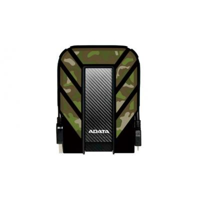 Adata externe harde schijf: HD710M 2TB - Camouflage