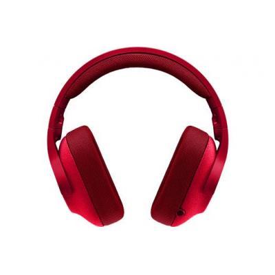 Logitech headset: G433 - Rood