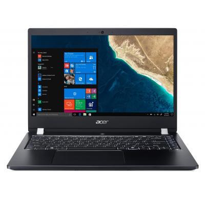 """Acer laptop: TravelMate X3 TMX3410-MG-84RZ - 14"""" i7 8GB RAM 256GB SSD + 1TB HDD - W10 Pro - Grafiet, Grijs, QWERTY"""