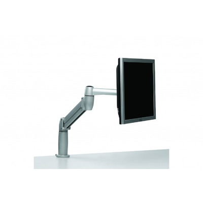 BakkerElkhuizen Space-arm Monitorarm - Wit
