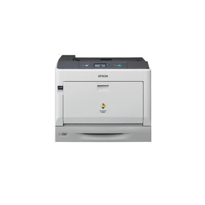Epson AcuLaser C9300DN Laserprinter - Zwart, Cyaan, Magenta, Geel