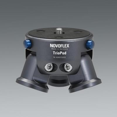 Novoflex statief accessoire: TrioPod tripod base - Zwart