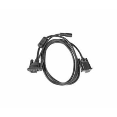 Honeywell 77900910E - RS-232 Cable, 1.8 m, DB-9 Seriele kabel - Zwart