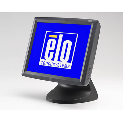 Elo Touch Solution 1528L Touchscreen monitor - Grijs