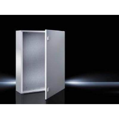 Rittal elektrische behuizing: Wandkasten AE, Plaatstaal, IP66, NEMA 4, IK08, Grijs