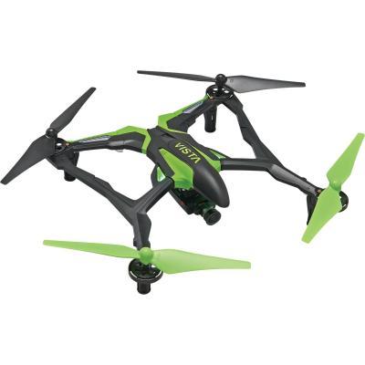 Dromida drone: Vista FPV - Zwart, Groen