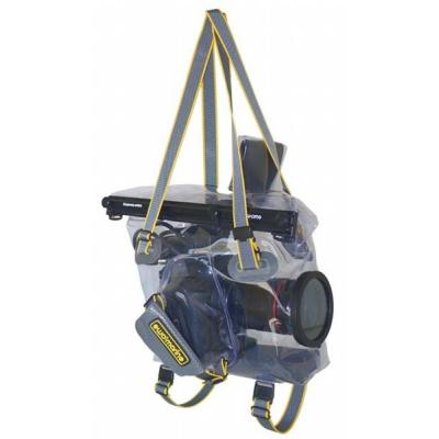 Ewa-marine camera accessoire: 10m Waterproof, 120x270x340mm, 750g - Zwart, Grijs, Transparant, Geel