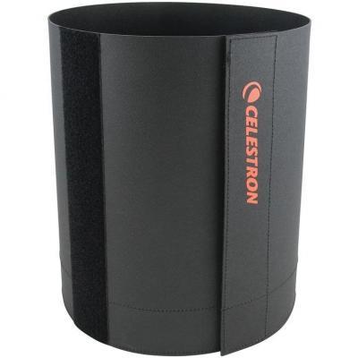 Celestron telescoop accessoire: Dew Shield For C6/C8 Tubes - Zwart