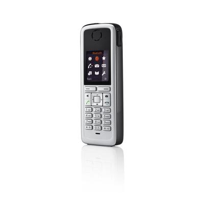 Unify telephone headset: OpenStage M3 Plus - Zwart, Zilver