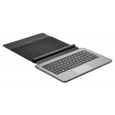 Hp mobile device keyboard: Pro x2 612 reistoetsenbord - Zwart (Renew)